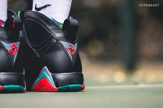 Air Jordan 7 Marvin 7