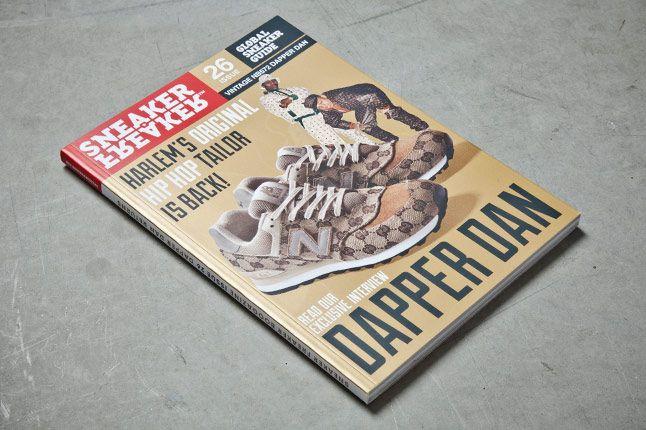 Sneaker Freaker Issue26 Cover 1