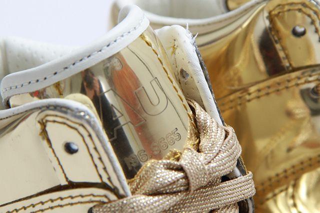 Nike Dunk Sky Hi Sp Liquid Gold 2