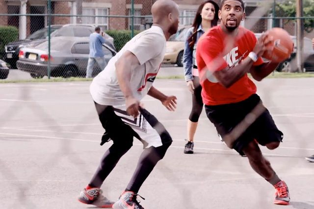 Kyrie Irving Foot Locker Basketball Diary 6