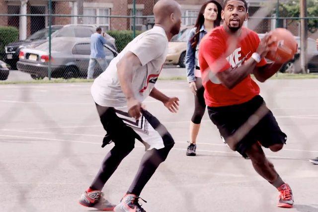 Kyrie Irving Foot Locker Basketball Diary 6