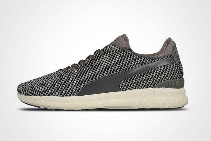 Puma Ignite Sock Knit Steel Grey Thumb