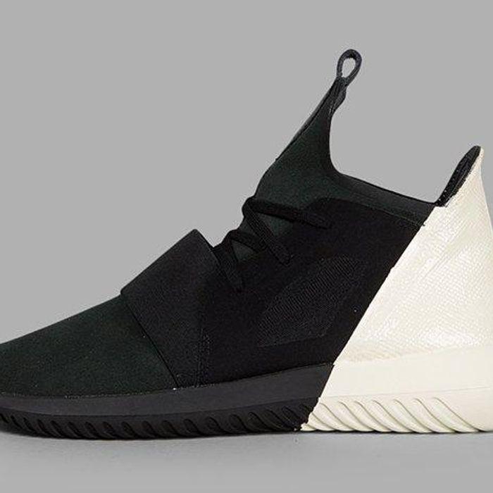 levantar Copiar habilitar  adidas Tubular Defiant (Black/White) - Sneaker Freaker