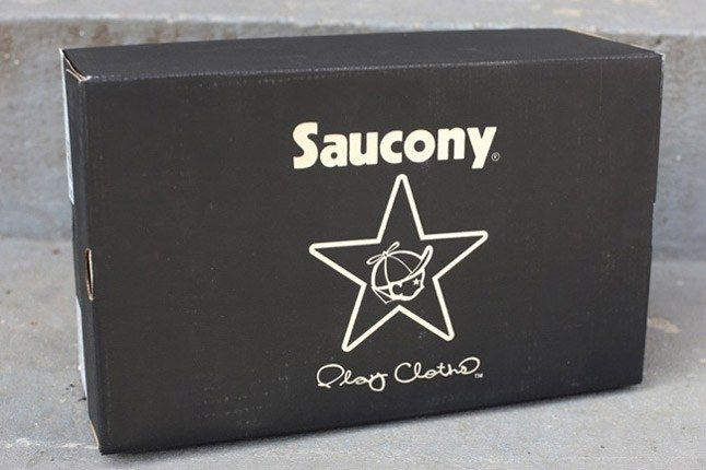 Play Cloths Saucony Black Box 1