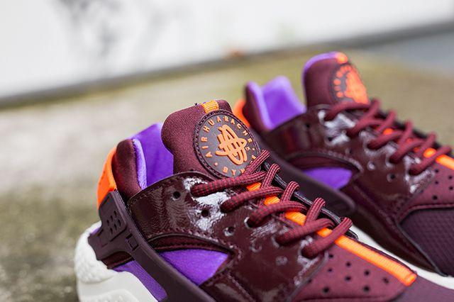 Nike Wmns Air Huarache Prm Deep Burgundy Kopie 2