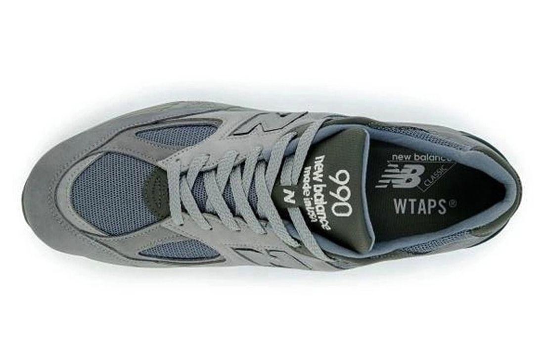 WTAPS x New Balance 990v2