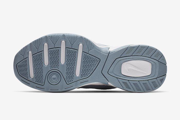 Nike M2K Tekno Obsidian Mist Outsole