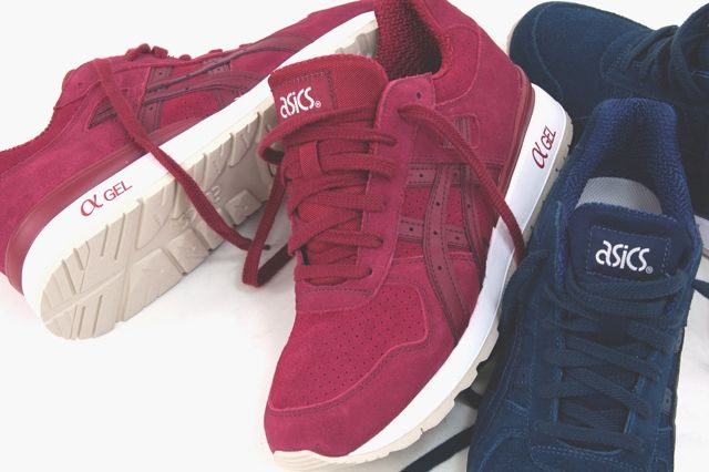 Asics Gt Ii Suede Pack 7