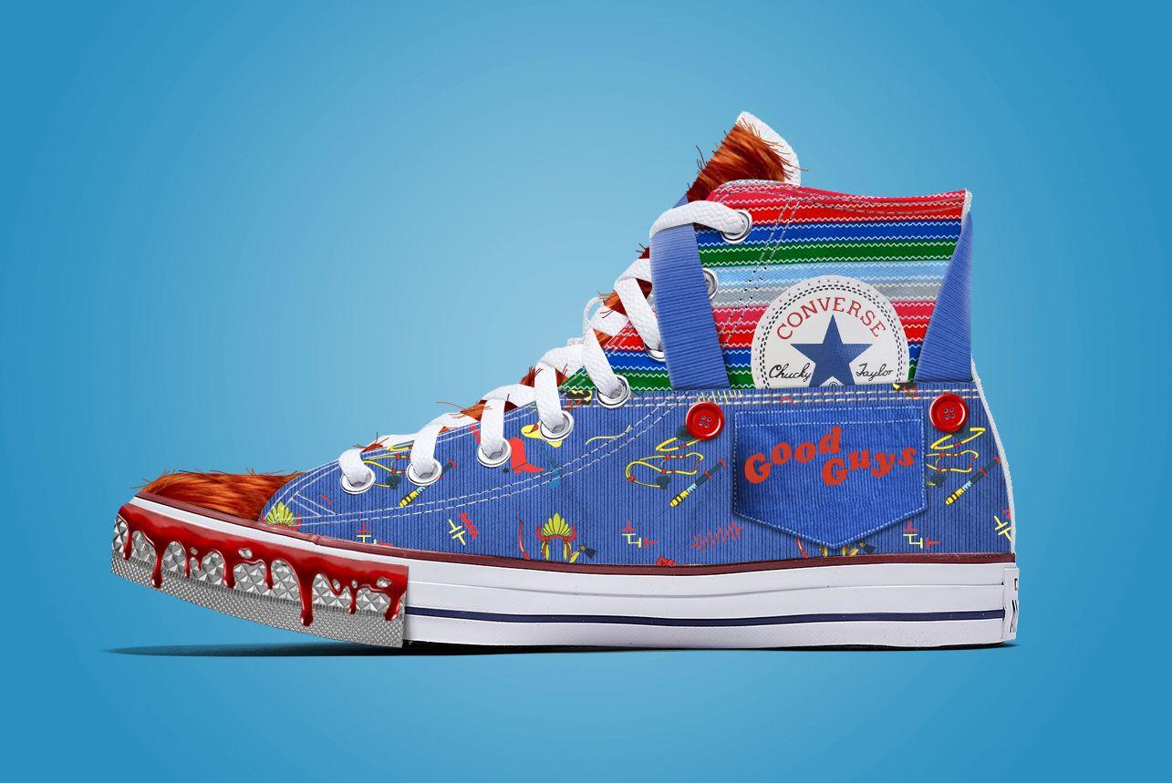 Converse All Star 'Chucky'