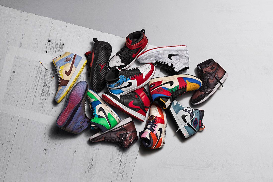 Air Jordan 1 Fearless Ones Pack