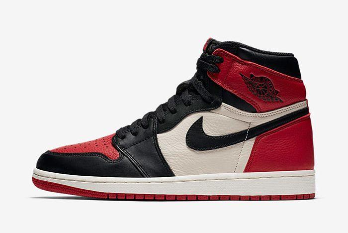 Air Jordan 1 Bred Toe Official Release Details Sneaker Freaker 1