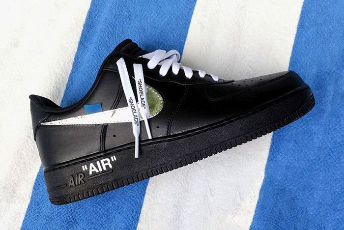 Off White Nike Air Force 1