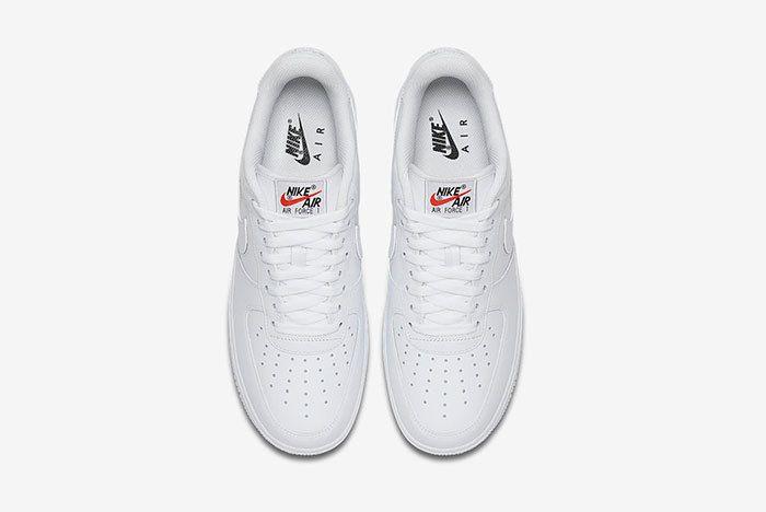 Nike Af1 Swoosh Pack White Sneaker Freaker 7