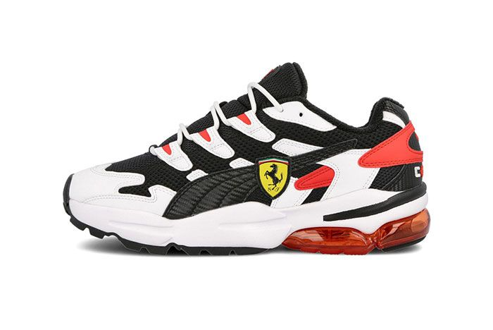 Ferrari Puma Cell Alien Lateral