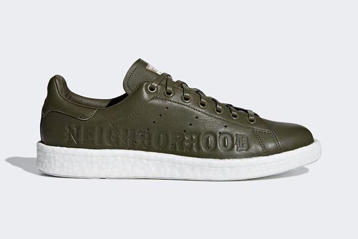 Neighborhood X Adidas Kamanda I 5923 Stan Smith Boost 4