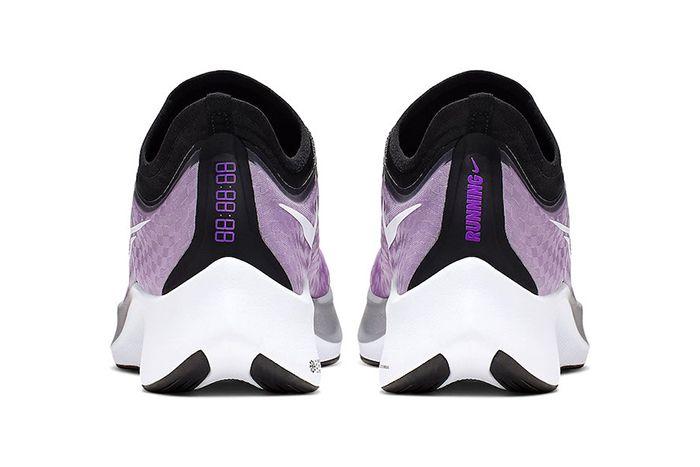 Nike Zoom Fly 3 Hyper Violet At8240 500 Release Date Heel