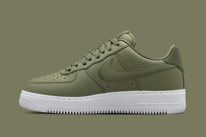 Nike Lab Monochrome Air Force Pack 10