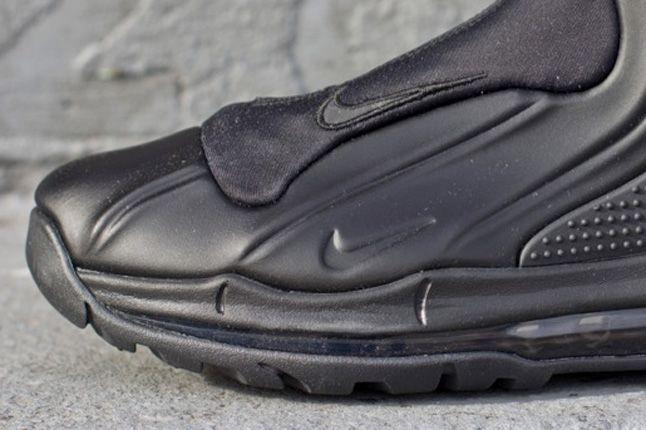 Nike Acg I 95 Posite Max Stealth Black Toe Detail 1