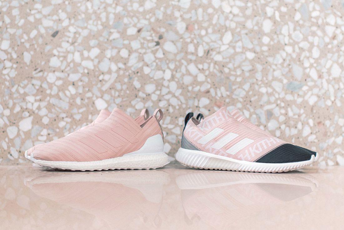 Adidas Kith Nemeziz Pink Flamingo 8