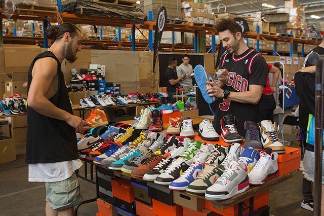 Hero Presents Sneaker Freaker Swap Meet Recap 39