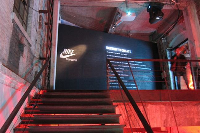 Nike Sportswear China Destroy To Create Event 09 1