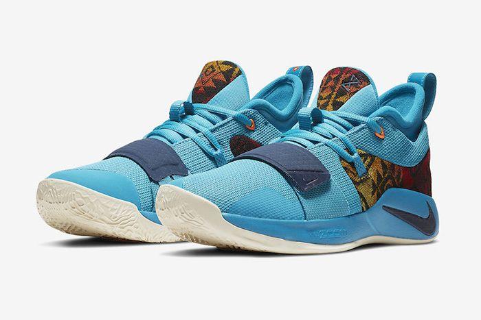 Pendleton Nike Pg 2 5 1