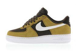 Nike Af1 Golden Tan Thumb