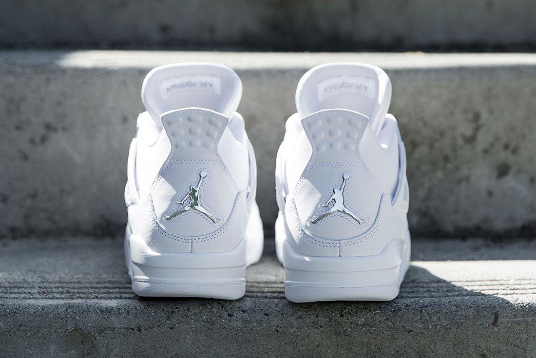 Air Jordan 4 Pure Money