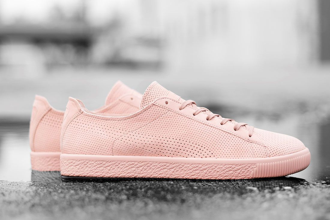 Puma Clyde Chinese New Year Puma Clyde Natural Pack United Arrows X Puma Clyde Black 1
