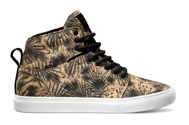 Vans Otw Collection Alomar Palm Camo Tan Black Holiday 2013
