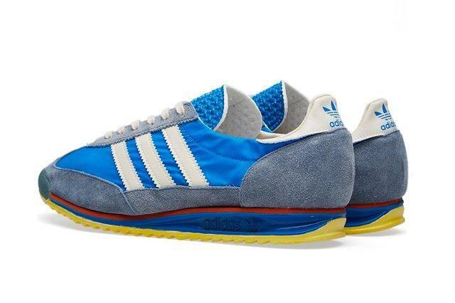 Adidas Sl 72 Vintage Air Force Blue 1