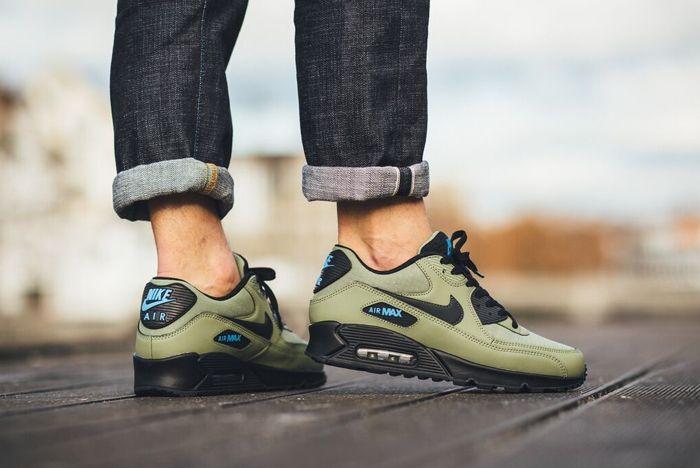 Nike Air Max 90 (Alligator/Black) - Sneaker Freaker