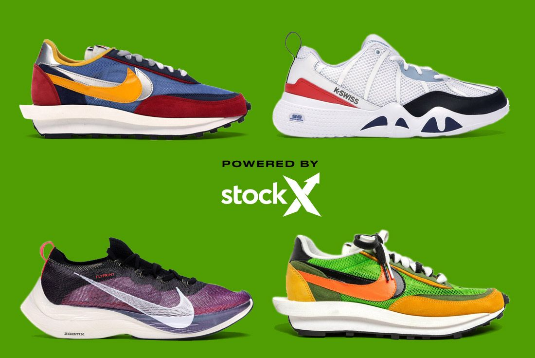Stock X Four Sneakers Resale