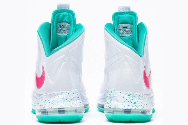 Nike Lebron X Id Candy Heels 1