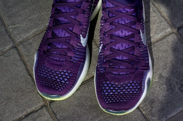 Nike Kobe X Elite Persian Violet Bumperoo 2