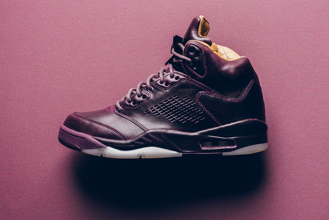 Air Jordan 5 Retro Premium Bordeaux 881432 612 Sneaker Freaker 1