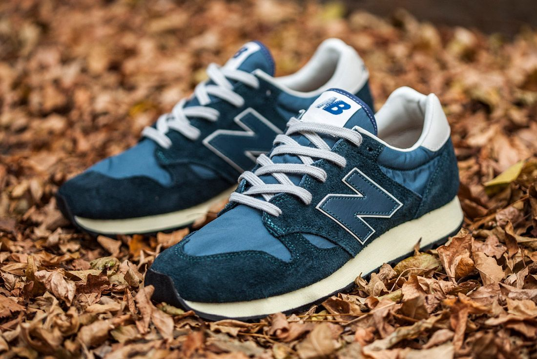 New Balance 520 Hairy Suede 6