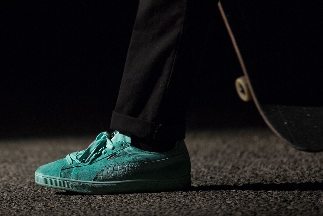 Diamond Supply Co X Puma Classic Suede Collection15