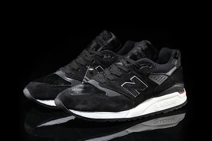 New Balance 998 Made In Usa Pony Hair 1