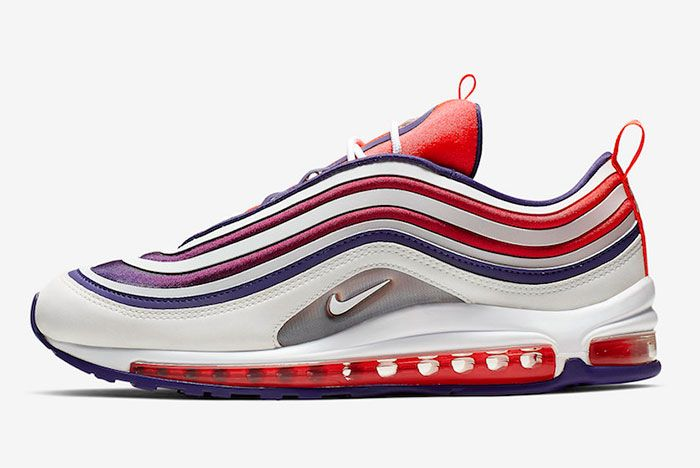 Nike Air Max 97 Ultra Court Purple Infrared Left 2