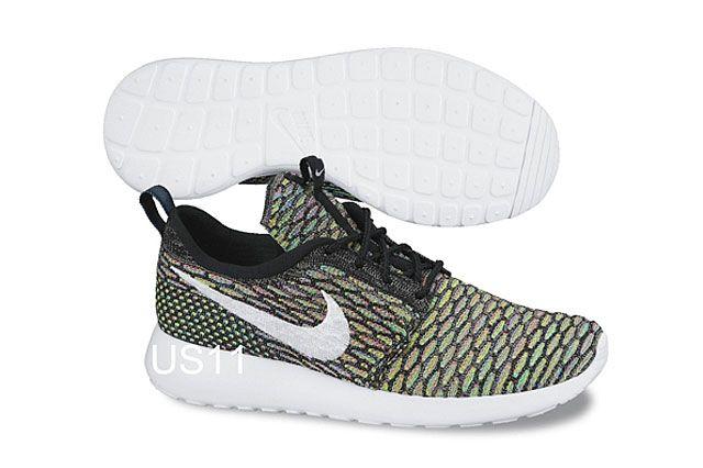 Nike Flyknit Rosherun Multi