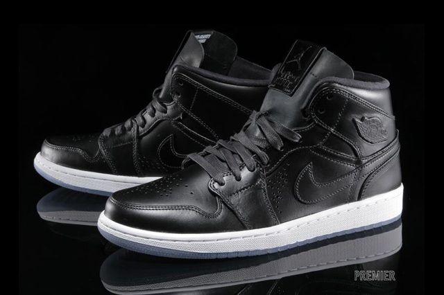 Air Jordan 1 Nouveau Black Ice 5