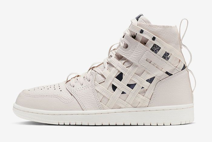Air Jordan 1 Cargo Light Cream Left