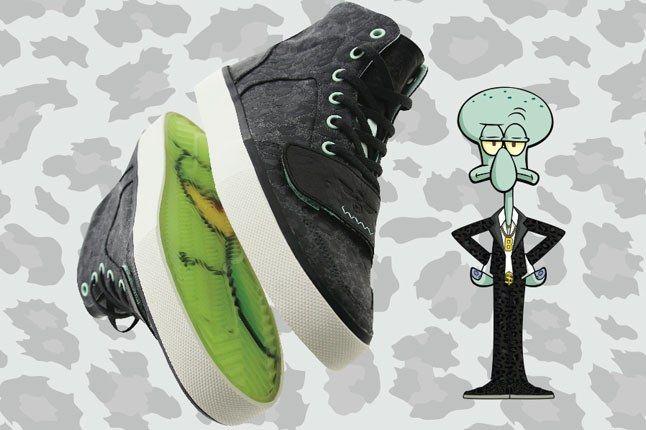 Spongebob Bait Creative Recreation 5 1