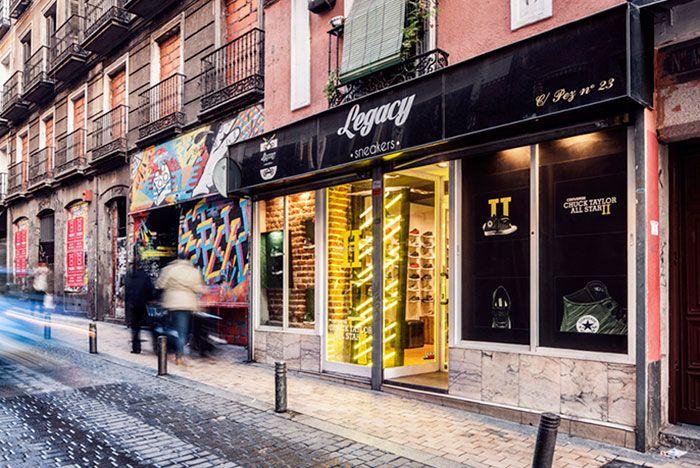 Legacysneakers Madrid
