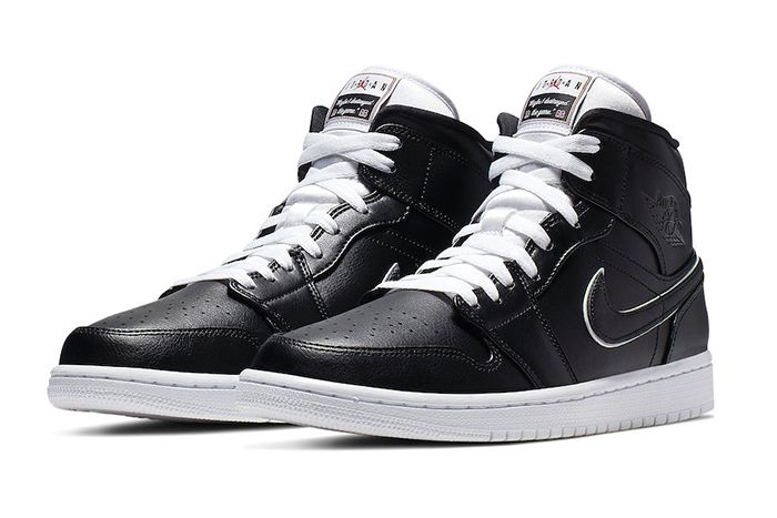 Air Jordan 1 Mid 852542 016 Maybe Its My Fault 1