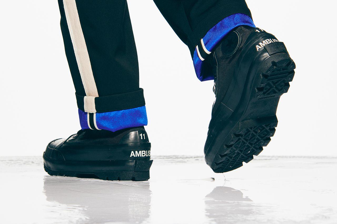 AMBUSH x Converse CTAS Duck Boot