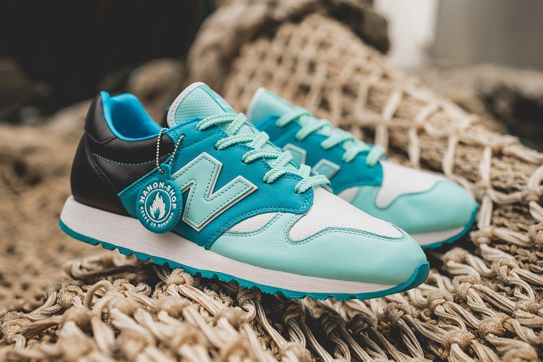 Hanon X New Balance U520 Hnf Fishermans Blues 8