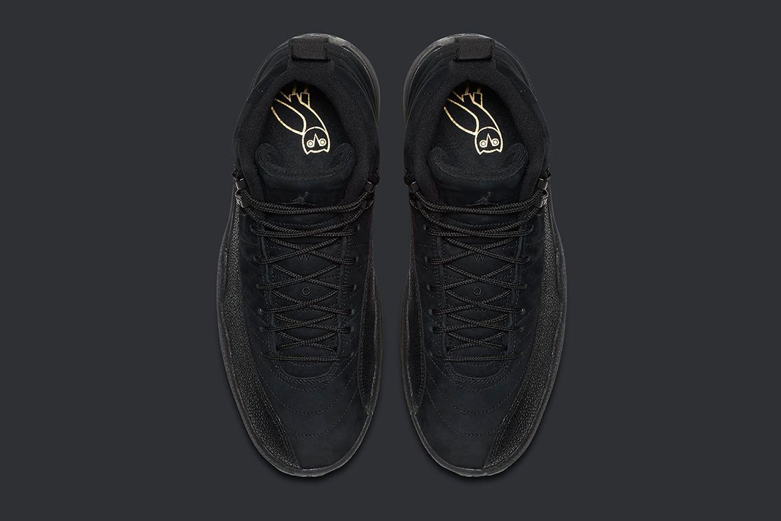 Air Jordan 12 Ovo 3