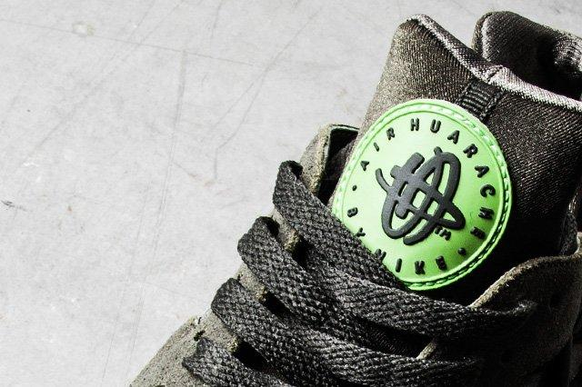 Nike Air Huarache Cargo Khaki Sequoia 7